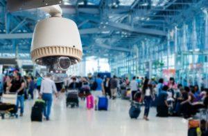 Видеонаблюдение для аэропорта