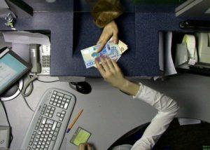 Видеонаблюдение в банке контролирует технологические процессы