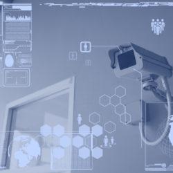Блок видеонаблюдения с СКД