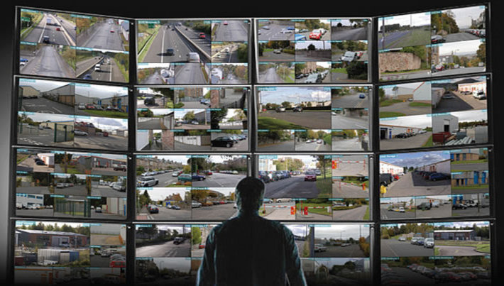 Видеонаблюдение для транспорта